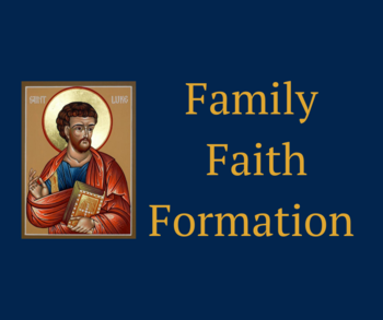 Family Faith Formation Parent Meeting