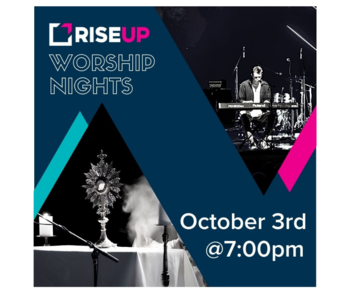 RISE UP Worship Nights