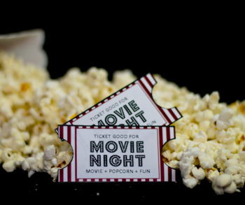 Outdoor Movie Night - February 12, 2021