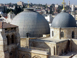 Pilgrimage to the Holy Land and Italy