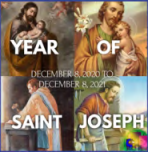 Solemnity of St. Joseph Friday 19 March