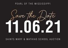 Pearl of the Mississippi: Sts. Mary & Mathias Catholic School Auction