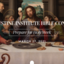 HOLY WEEK BIBLE CONFERENCE