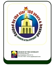 Epiphany 100 year banner