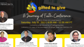 A JOURNEY OF FAITH CONFERENCE