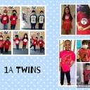 Twin Day with 1A