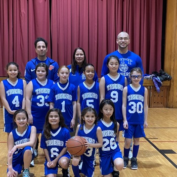 Our CTT GIRLS BASKETBALL TEAM LETS GO TIGERS!