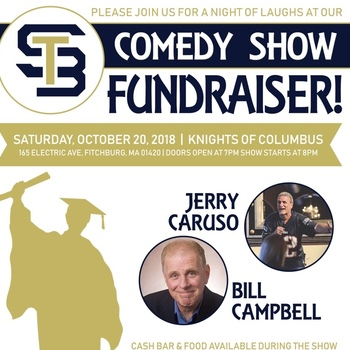 St Bernard's CCHS Comedy Night