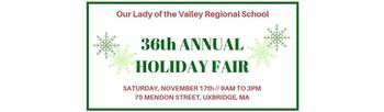 Our Lady of the Valley 36th Holiday Fair