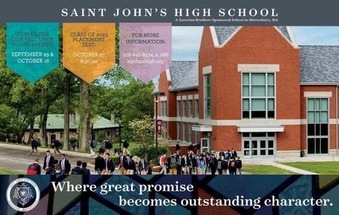 St John's Admission Open House