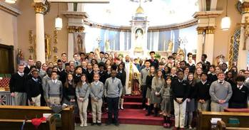Feast of Our Lady of Guadalupe - St Mary's Jr/Sr. High School
