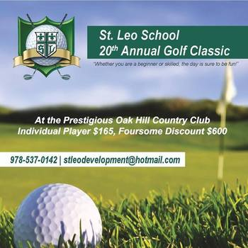 St Leo School 20th Annual Golf Classic