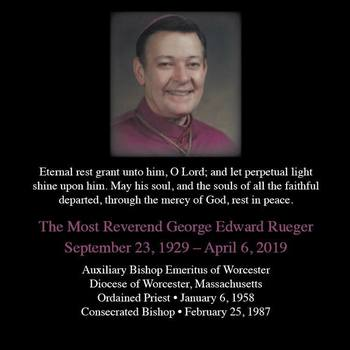 The Most Reverend George Edward Rueger