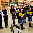 School Band and Chorus Perform at Barnes & Noble