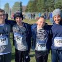 Cross Country at State Middle School Invitational