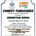 Get tickets now for Comedy Night!