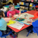 Kindergarten -3rd Quarter News: Graphs, Symmetry, Lent Kindness