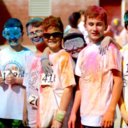 Saturday's 5K Color Run!