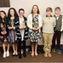 Assumption Student Do Well at Diocesan Declamation Contest 2019
