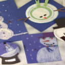 The Art Room - K-5: Let's Build a Snowman!