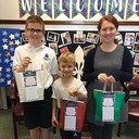 Back to School Raffle Winners