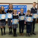 Handwriting Contest Winners