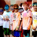 Jump into Spring with the Virtual Color Run FUNdrai$er!
