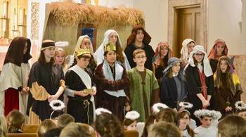 Drama Club to Perform at School Christmas Program