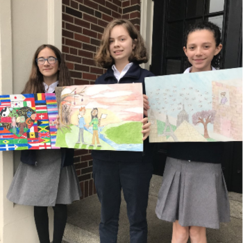 Peace Poster Contest Winners