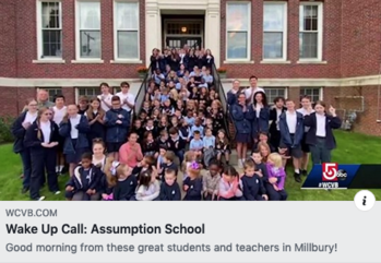 Wake Up Call: Assumption School