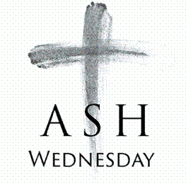 Mass-Ash Wednesday