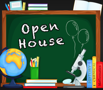 School Day OPEN HOUSE for Prospective Families