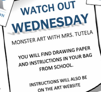 Watch Out Wednesday!