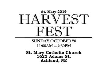 St. Mary's HARVEST FEST