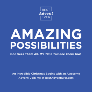 Are You Ready to Get Ready? SO… WHAT IS BEST ADVENT EVER? It's a totally free and totally awesome daily video program (sent straight to your email) that will help you prepare for Christmas like never before!