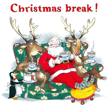Chrsitmas Break