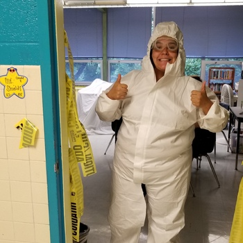 Ms. Shields CSI EXperience