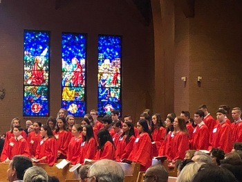Confirmation - Class of 2019