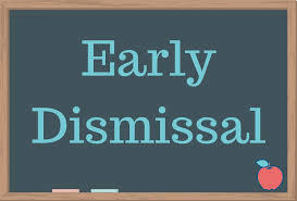 FRI. 05/03 EARLY DISMISSAL - NO ASP!