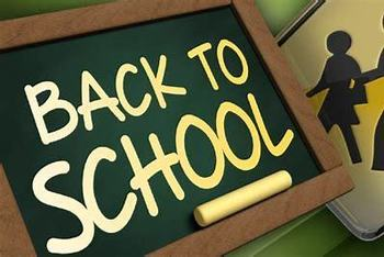 From the Principal Office: Back to School Reminders