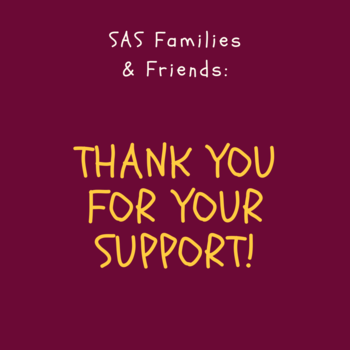 From the Principal Office: THANK YOU!