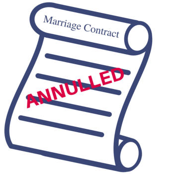 Explanation of Grounds for Annulment