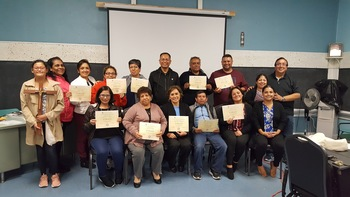 Congratulations to our Symbolon Spanish graduates