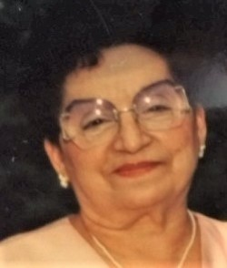 Julia Florence Bovo  <div>  February 17, 1930 to April 7, 2020   <div></div> </div>