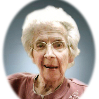 Anna Madeline Buckley  <div>   April 24, 1924 to- May 18, 2020   <div></div> </div>