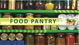 May 9, 2021   <br /> Food Pantry rolled through the Pandemic with class