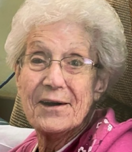 Betty A. Cappatt     <br />  October 26, 1931 to August 21, 2021