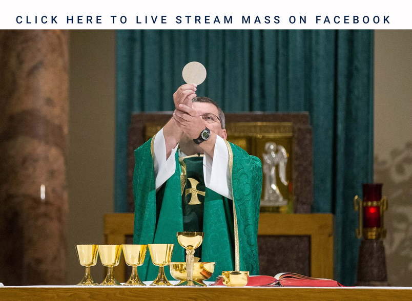 Saint Johns of Little Canada Live Stream