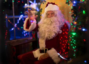 Visit Santa's Workshop on December 14
