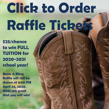 Raffle Tickets Can Be Requested Online